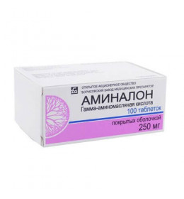 AMINALON 100 tableta